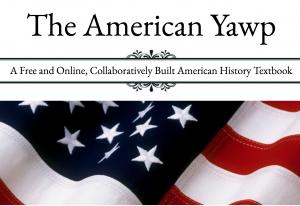 American Yawp homepage